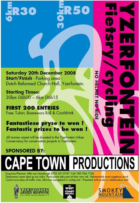Yzerfontein Fietsry